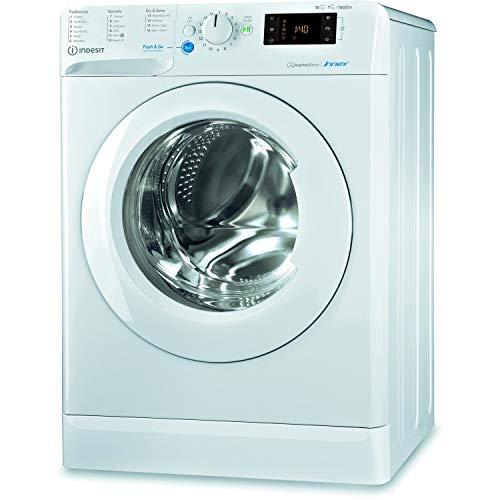 Indesit BDE1071682XWUKN 10kg Wash 7kg Dry 1600rpm Freestanding Washer Dryer - White