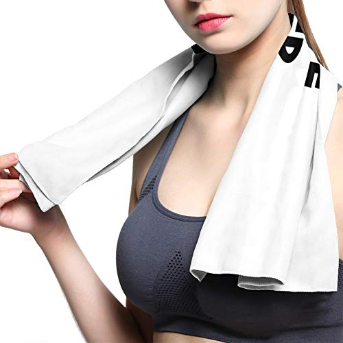 T&H XHome Cooling Gym Microfiber Towels for Men Women,Workout Sweat Towels Fast Drying Headband Bandana for Camping Backpacking Travel Yoga-Best Nurse Ever