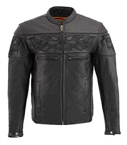 Mens Leather Jackets Gap