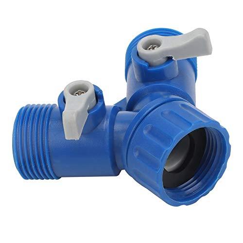 Manguera de Agua Distribuidor de 2 vías en Forma de Y Acces