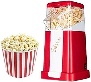 La machine pop-corn, machine à pop-corn sans gras sain, 1200W Mini machine à pop-corn de maïs, 16-18 tasses de maïs souffl...
