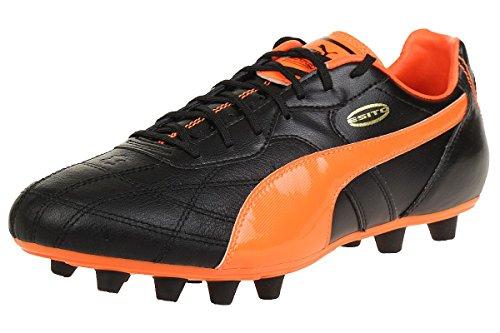 Puma Herren Esito Classico FG Fußballschuhe, Schwarz (Black-White-Bronze 01), 40 EU
