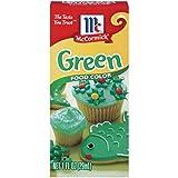 McCormick Green Food Color, 1 Fl Oz (Pack of 1)