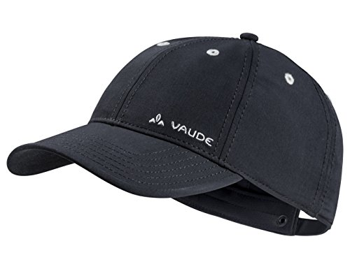 VAUDE Kappe Softshell Cap, black, S, 055250105200