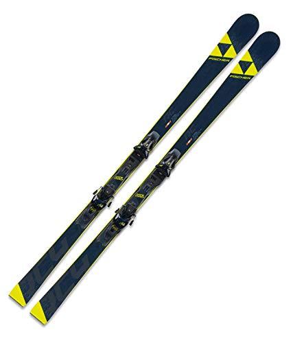 FISCHER Ski RC4 Worldcup RC RT 170cm Modell 2020 + Bindung RC4 Z12 Powerrail