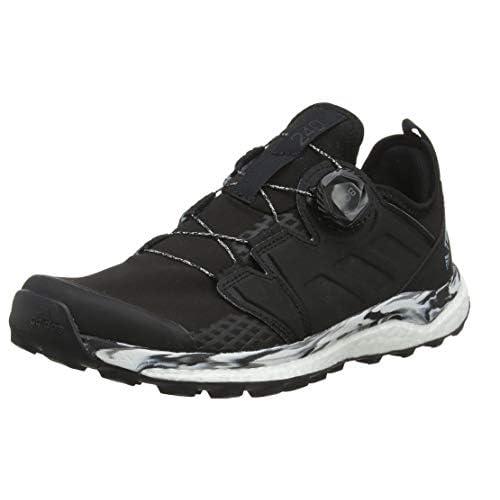 adidas Terrex Agravic Boa W, Scape per Sport Outdoor Donna, Nero (Core Black/Non/Dyed/Carbon Core Black/Non/Dyed/Carbon), 37 1/3 EU