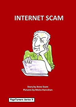 Internet Scam: PageTurners Series 9 by [Anne Dunn, Moira Hanrahan]