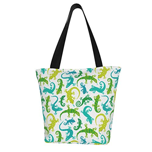Tote Bag Clip Art Kitchen Reusable Grocery Bags Canvas Shopping Bag for Outdoor 11X13 inch
