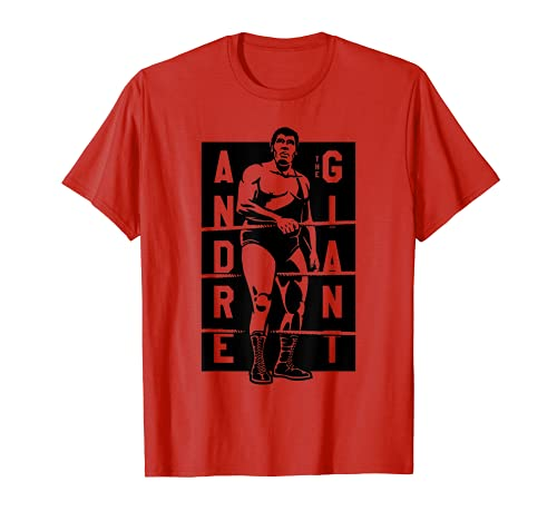 WWE Andre the Giant 'Ropes' Graphic T-Shirt