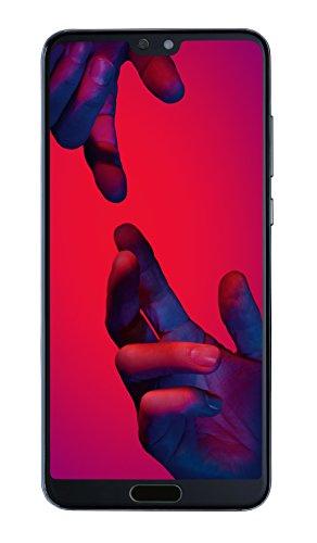 """Huawei P20 Pro Dual SIM 4G Negro, Azul (15.5 cm (6.1 """"), 128 GB, 40 MP, Android, 8.1 Oreo + EMUI 8.1)"""