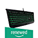 Razer Blackwidow Ultimate 2016 - Backlit Mechanical Gaming Keyboard with 10 Key Rollover (Renewed)