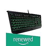 Razer Blackwidow Ultimate 2016 - Backlit Mechanical Gaming Keyboard with 10 Key Rollover (Renewed)