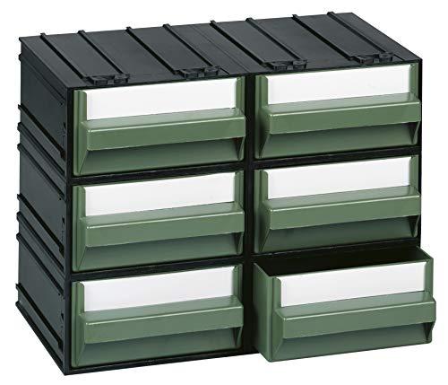 Cassettiera modulare Mobil Plastic Modello 'C' - 6 cassetti