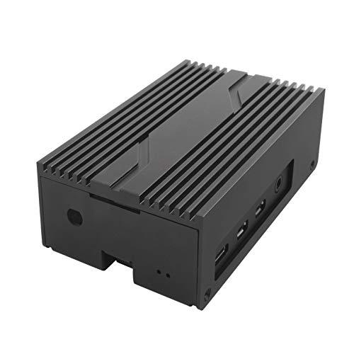 SilverStone Raspberry Pi 4 Model B用ケース(放熱パッド付) SST-PI02