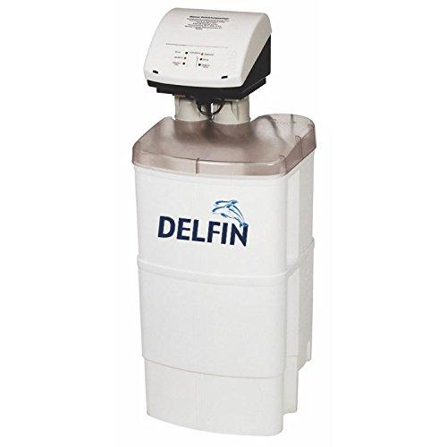 DELFIN MEGA Duplex Enthärtungsanlage Wasserenthärter Entkalkungsanlage Wasserentkalker 8-16 Personen Doppelenthärtungsanlage/Doppelanlage/Zweisäulenanlage/Pendelanlage