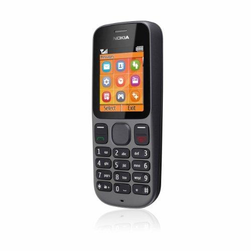 Nokia 100 Telefono Cellulare, Nero [EU]