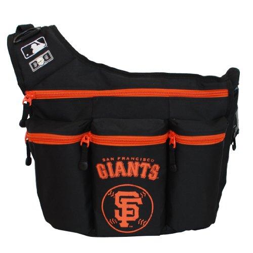 Diaper Dude Diaper Dude SF Giants Diaper Bag Diaper Bag Black