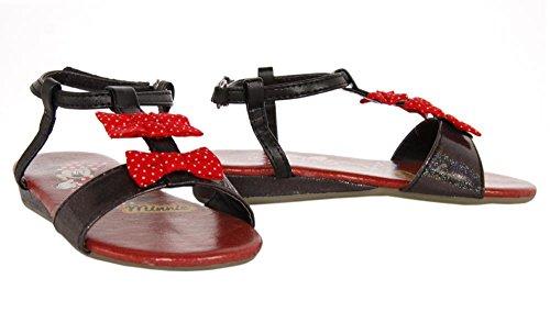 DISNEY Sandales pour Fille DM100130-B2124 BLACK Taille 30