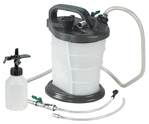 OTC Tools 8101-SET Brake Bleeder/Fluid Evacuation with Auto Filler Set