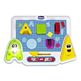 Chicco-Las Formas de los Vocali Edu4You, Multicolor, (ARTSANA 00009798000000)