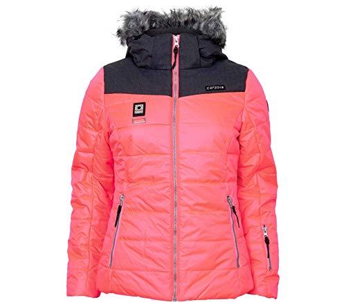 Icepeak Pridie Skijacke Damen orange Größe 46