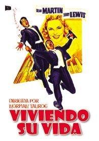 Viviendo Su Vida - Living It Up - Norman Taurog - Dean Martin, Jerry Lewis y Janet Leigh - Audio: Spanish, English. Subtitles: Spanish. by Jerry Lewis