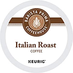 Ripe fruit notes, a hint of smokiness, and a clean finish Dark Roast Caffeinated Orthodox Union Kosher Contains 96 K-Cups^Deliciously robust, heavy-bodied cup with its ripe fruit and berry notes^Trans fat, kosher and gluten free^K-Cup perfect for Keu...