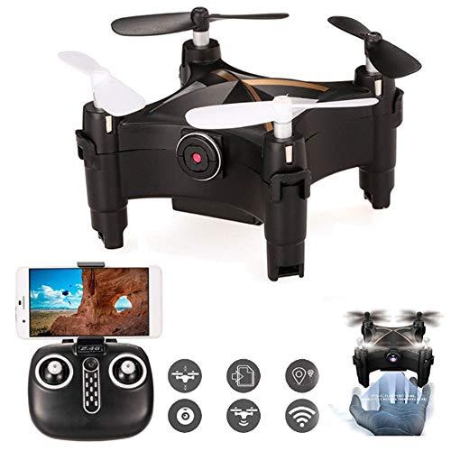 RC dron FPV 2,4 G 6-osiowy żyroskop optyczny przeciwwstrząsowy obraz po Wi-Fi transmisja obrazu w czasie rzeczywistym tryb bezgłowy jeden klucz zwrot, dla dzieci i początkujących