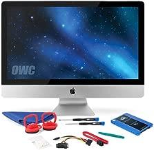 OWC SSD Upgrade Kit for 2010 27-inch iMacs, OWC Mercury Electra 500GB 6G SSD, 18
