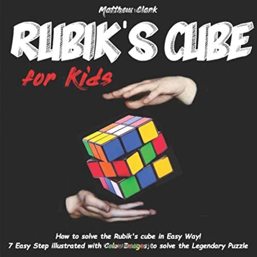 Rubik s cube for Kids Discover How to Solve the Rubik s Cube in Easy Way by this Fun book 7 product image