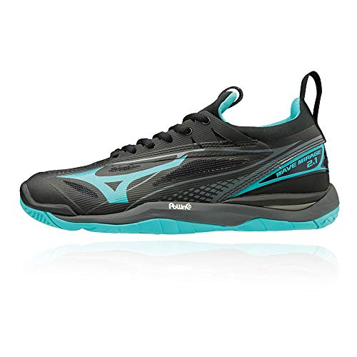Mizuno Wave Mirage 2.1 BlueAtoll/White/Black - 5/38