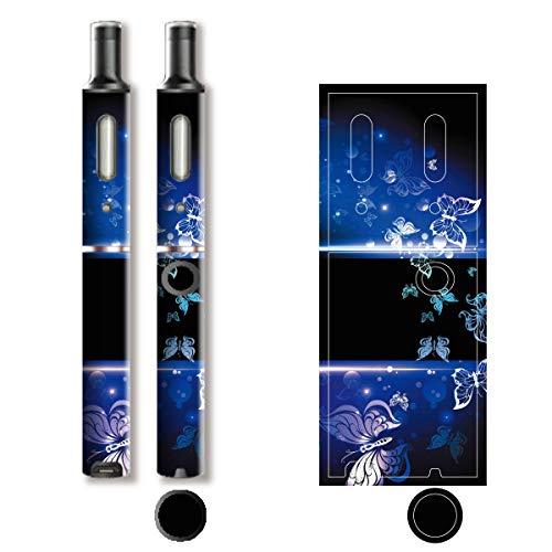 電子たばこ タバコ 煙草 喫煙具 専用スキンシール 対応機種 プルーム テック プラス Ploom TECH+ Ploom Tech Plus ロイヤルジュエリ (1) イメージデザイン 01 Royal Jewely 1 01-pt08-0005