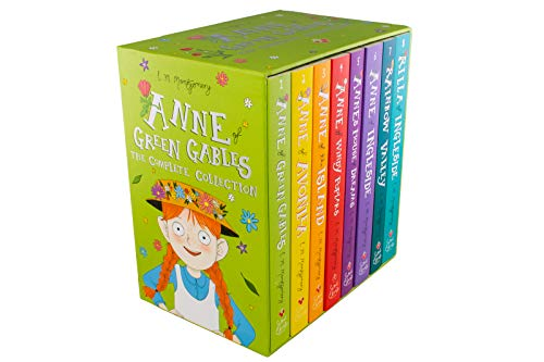 Montgomery, L: Anne of Green Gables (Anne of Green Gables: The Complete Collection)