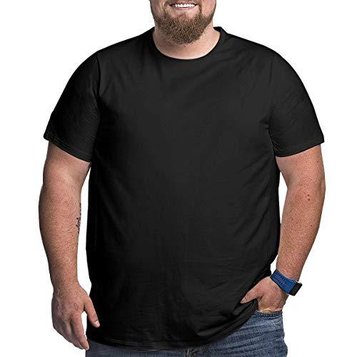 Kraftwerk Große Größe Herren T-Shirt Short Sleeve Tops Jugend Männer Plus Sizes Xl-6xl Cotton Tee Shirts