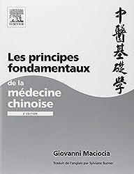 Les principes fondamentaux de la médecine chinoise de Giovanni Maciocia chez Elsevier Masson