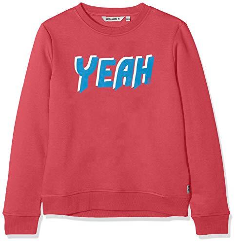 Garcia Kids Garcia Kids Mädchen T82665 Sweatshirt, Rosa (Power Pink 2611), 164