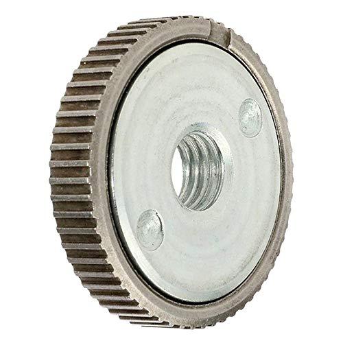 Fenteer Amoladora angular placa de bloqueo portabrocas rosca M14, Material duradero de alta calidad, pieza de ajuste