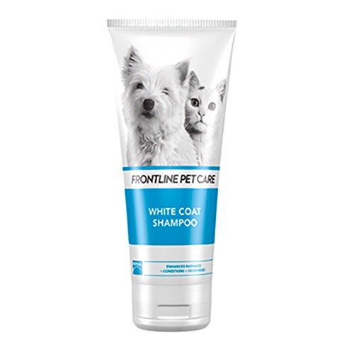 Frontline 633615 Shampoo für weißes Haar, 200 ml