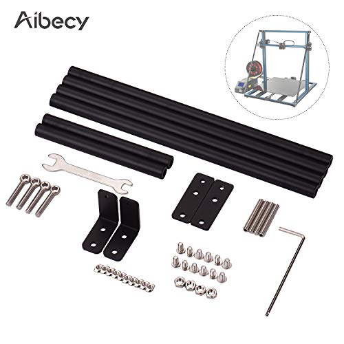 Aibecy 3D-printer accessoires upgrade ondersteuning pull rod kit compatibel met Creality CR-10 S5 3D-printer