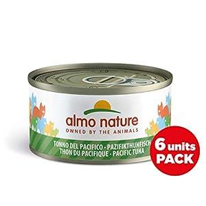 Almo Nature Legend Cat Pacific Tuna Mega Pack 6 x 70 g 3