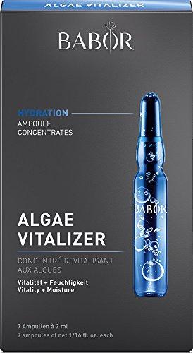 Babor AMPOULE CONCENTENTHIVE Algae Vitalizer, gezichtsverzorging voor droge en vale huid, met algenextracten, anti-Ox-effect, vochtinbrengend, 14 ml