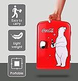 Coca-Cola-KWC4-Mini-Kühlschrank - 9
