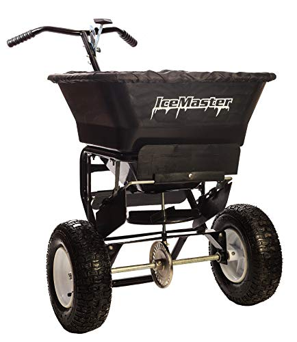 Ice Master 5000 - Walk Behind Salt Spreader
