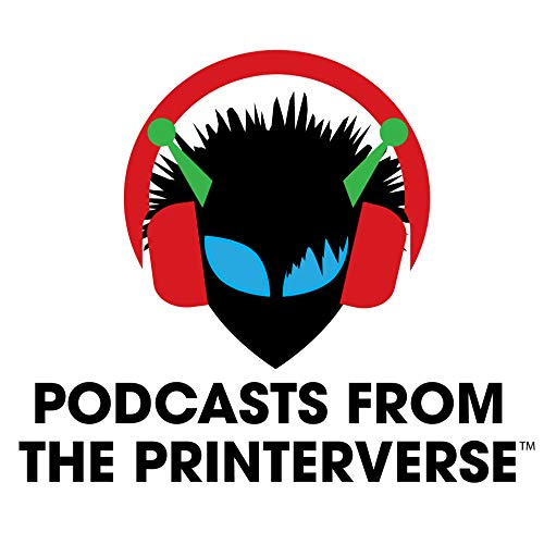 Podcasts From The Printerverse Podcast By Print Media Centr cover art