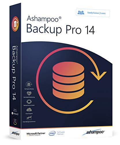 Backup Pro 14 - secure, rescue and restore your files - backup software - complete back-ups for folders, partitions, hard disks and entire computer systems