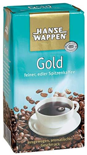 Hansewappen - Gold Kaffee - 500g