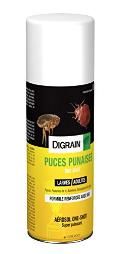 DIGRAIN Puces Punaises One-shot - I8049