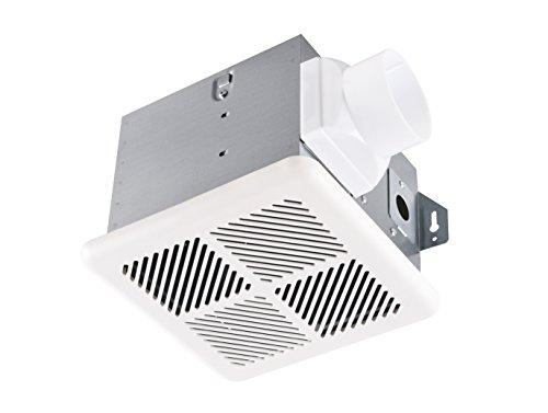 Tech Drive Very-Quiet 70 CFM, 2.0 Sone Bathroom Ventilation and Exhaust Fan (70CFM)