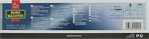 BURG-WÄCHTER Borkum 3877 Ni - 5