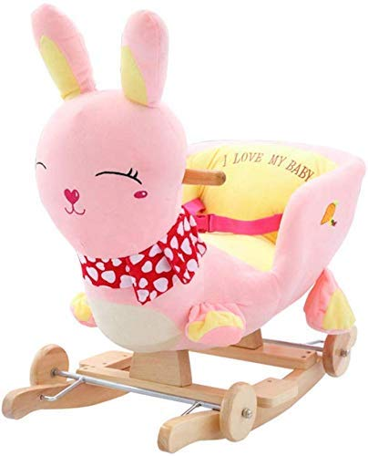 Sofa Children's Rocking Horse Trojan Kid With Music Planken Rocking Chair Scooter Lostgaming